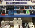 Seyyar satıcıdan 90 bin liralık kaçak telefon
