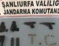 Jandarmadan Suruç'ta silah tacirine operasyon