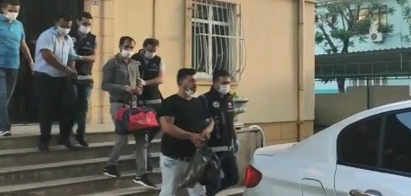 Silah ticareti operasyonu: 5 gözaltı