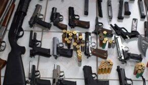 Silah kaçakçılığı şebekesi çökertildi