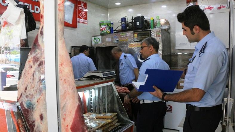 Kasaplara Ramazan denetimi