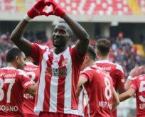 Sivasspor'dan ilginç başarı