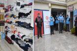 Siverek'te ihtiyaç sahipleri için 'İyilikhanem' çarşısı açıldı