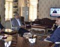 Yılmaz ve Çiftçi Siverek'te STK,kurum ve esnafları Ziyaretler ettiler
