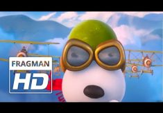 Snoopy ve Charlie Brown Peanuts   Türkçe Dublajlı Fragman