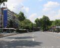 Sokaklarda sınav sessizliği