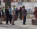 Bayram sonrası vatandaşlar sokaklara akın etti