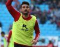 Aksoy, Sivasspor'a veda etti