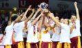 Galatasaray'dan kadın sporculara destek