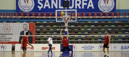 Haliliye Belediye, Galatasaray hazırlıklarını tamamladı