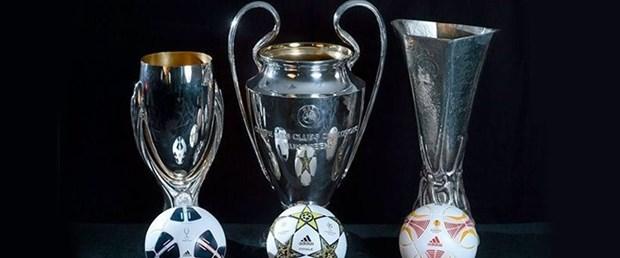 Şampiyonlar Ligi ve Avrupa Ligi'nde kuralar çekildi