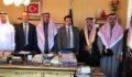 Milletvekili Kaplan, 11 Suriyeli aşiret reisi ile toplantı yaptı