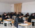 Tel Abyad'ta üniversite sınavı yapıldı
