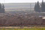 Suriye sınırındaki mevzilere tank ve obüs takviyesi