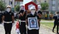 Şanlıurfa'da şehit polis için tören düzenlendi