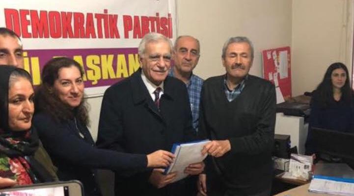 Türk Mardin için başvuruda bulundu