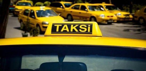 Ticari taksilerle ilgili yeni bir genelge