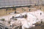 Tarım alanları sular içinde kaldı