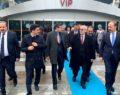 TBMM Meclis eski Başkanı Kahraman Şanlıurfa'da