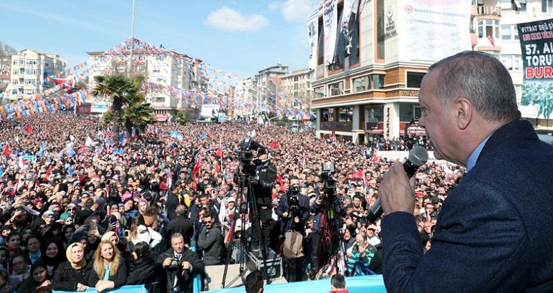 ''Son 17 yılda Tekirdağ'a toplam 21 milyar liralık yatırım yapıldı''