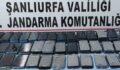 Şanlıurfa'da gümrük kaçağı telefon ele geçirildi