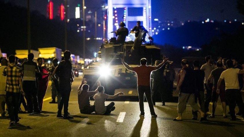 Canikli: 15 Temmuz'da kaybolan silahlar aranıyor
