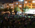 Şanlıurfa'da açık havada sinema ve tiyatro