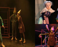 Yarıyıl tatilinde çocuklar tiyatroda