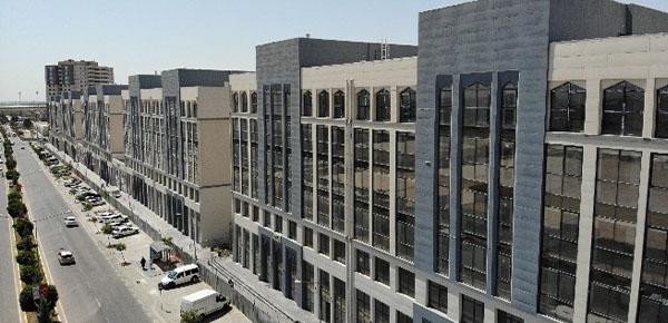 TOKİ, Şanlıurfa'da rezidans, daire ve ofis satışı sundu