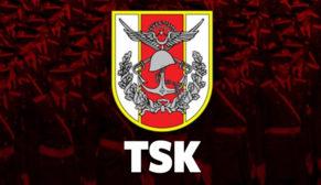 TSK: Zeytin Dalı'nda etkisiz hale getirilen terörist sayısı 1266 oldu