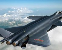 Çin'den hayalet uçağı