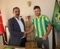 Şanlıurfaspor'a yeni transfer