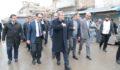Başkanlar Telabyad'ı ziyaret etti