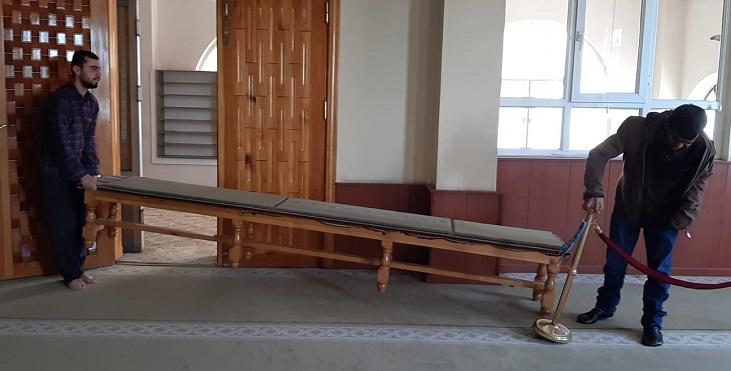 Şanlıurfa'daki camilerde büyük değişim
