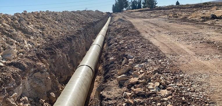 Şanlıurfa'da sulama projesi hayata geçiriliyor