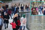 Virüse rağmen Balıklıgöl'de yoğunluk