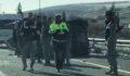 Şanlıurfa'da askeri araç kaza yaptı