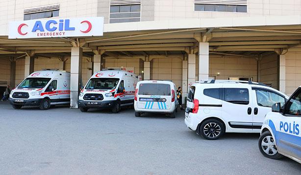 Şanlıurfa'da üç bekçi saldırıya uğradı