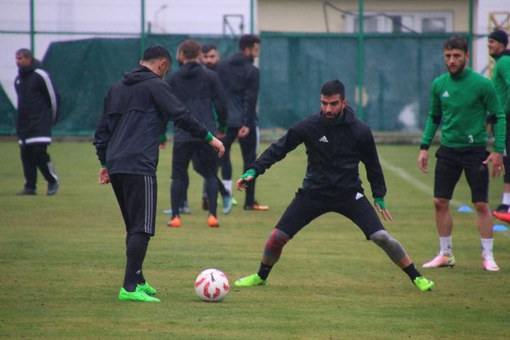 Urfaspor, Sakarya maçının hazırlıklarına başladı