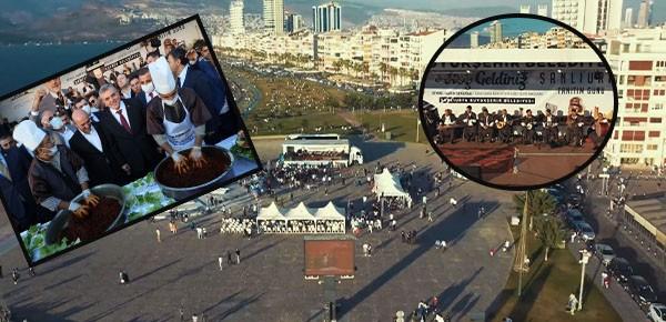 İzmir'de Şanlıurfa tanıtım günleri coşkusu