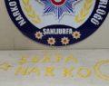 Şanlıurfa'da uyuşturucu satıcılarına operasyon