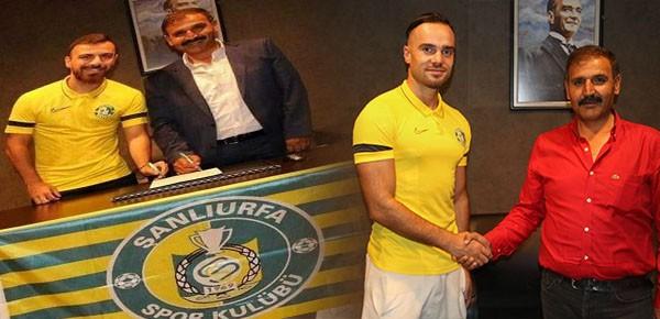 Şanlıurfaspor'da iki transfer daha