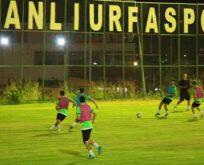 Şanlıurfaspor, Karacabey maçın hazırlıklarına başladı
