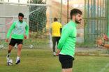 Şanlıurfaspor'da hazırlıklar devam ediyor