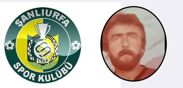 Eski Urfaspor'lu futbolcu vefat etti