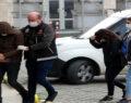 Karı-koca uyuşturucu ticaretinden gözaltına alındı