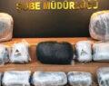 Şanlıurfa'da kilolarca uyuşturucu ele geçirildi