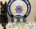 Şanlıurfa'da 4 milyon 500 bin liralık uyuşturucu ele geçirildi