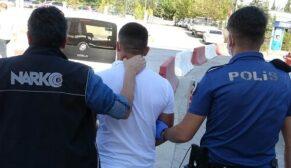 Şafak vakti uyuşturucu operasyonu: 13 gözaltı
