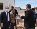 Şanlıurfa Valisi Suriye'de